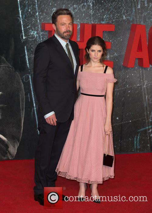 Anna Kendrick and Ben Afleck 9