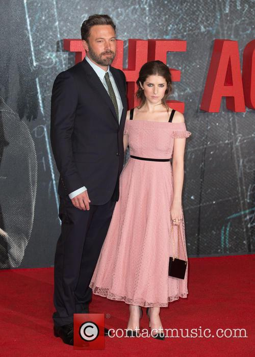 Anna Kendrick and Ben Afleck 10