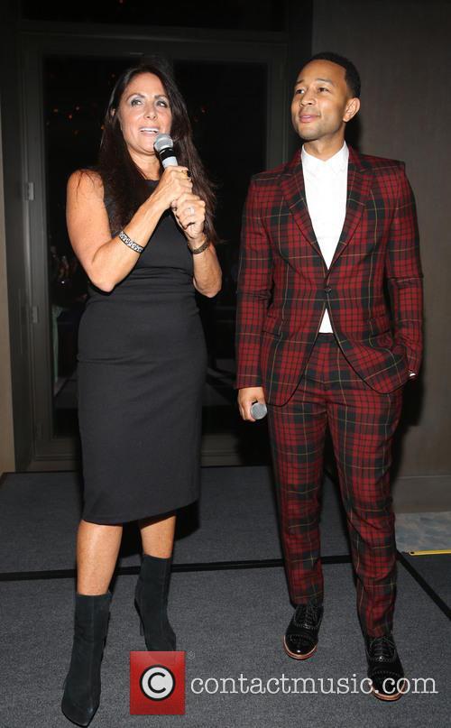 John Legend and Lynn Scotti Kassar 3