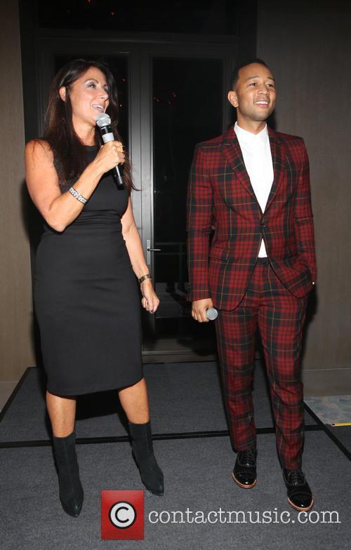 John Legend and Lynn Scotti Kassar 5