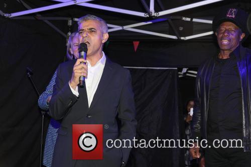 Eddy Grant and Sadiq Khan 11