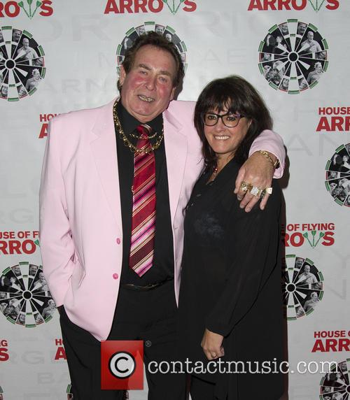 Bobby George and Marie George 6