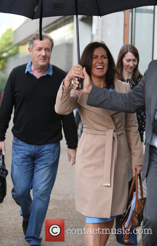 Susanna Reid and Piers Morgan 5
