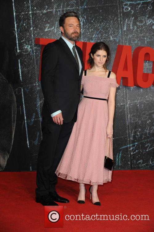 Ben Affleck and Anna Kendrick 8