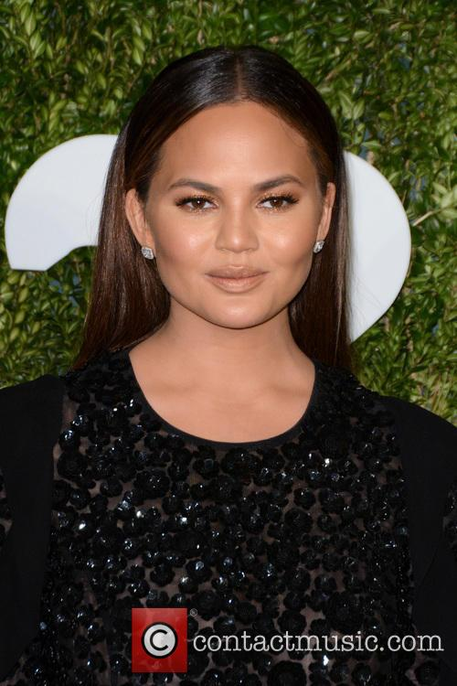 Chrissy Teigen Involved In Hit And Run Car Accident