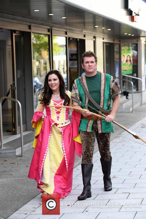 Robin Hood Panto starring Shane Richie and Jessie...