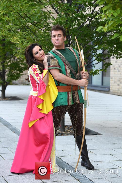 Shane Richie and Jessie Wallace 7
