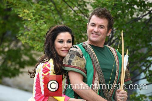 Shane Richie and Jessie Wallace 8