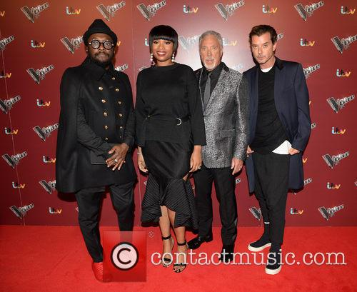 Will.iam, Jennifer Hudson, Tom Jones and Gavin Rossdale 8