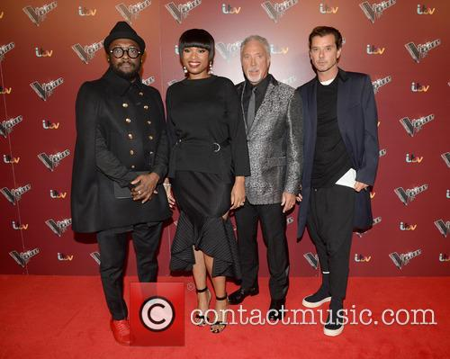 Will.iam, Jennifer Hudson, Tom Jones and Gavin Rossdale 9
