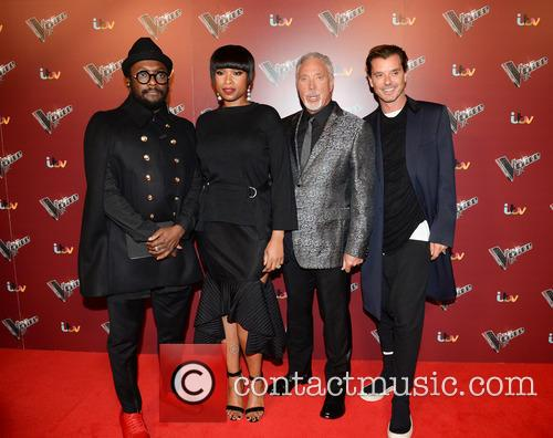 Will.iam, Jennifer Hudson, Tom Jones and Gavin Rossdale 10
