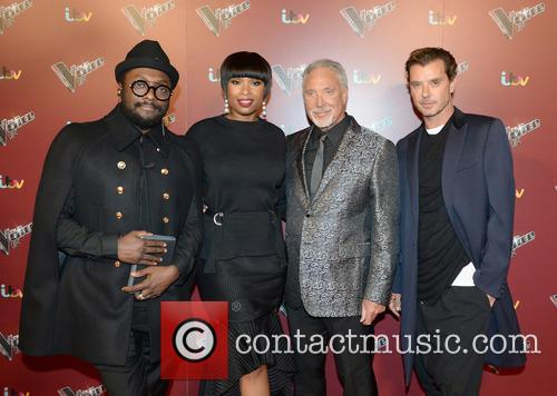 Will.iam, Jennifer Hudson, Tom Jones and Gavin Rossdale 11
