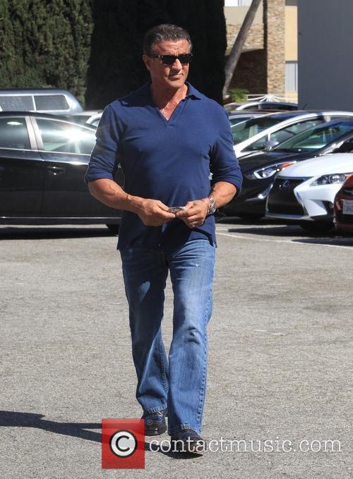 Sylvester Stallone 8