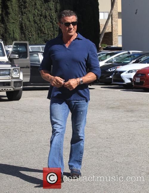 Sylvester Stallone 11