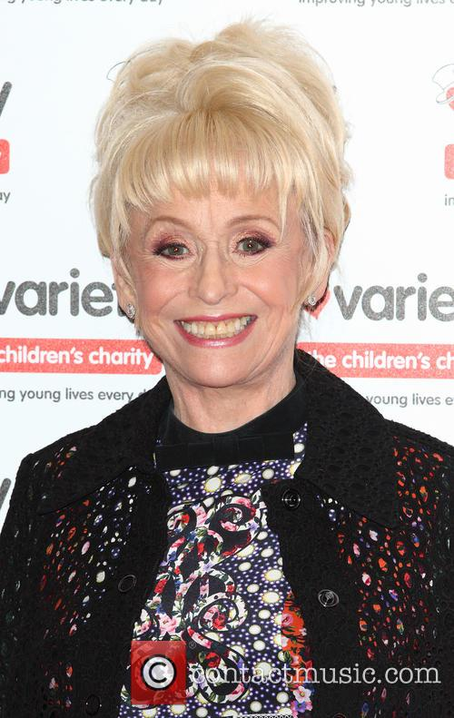 Barbara Windsor Suffering From Alzheimer's Disease