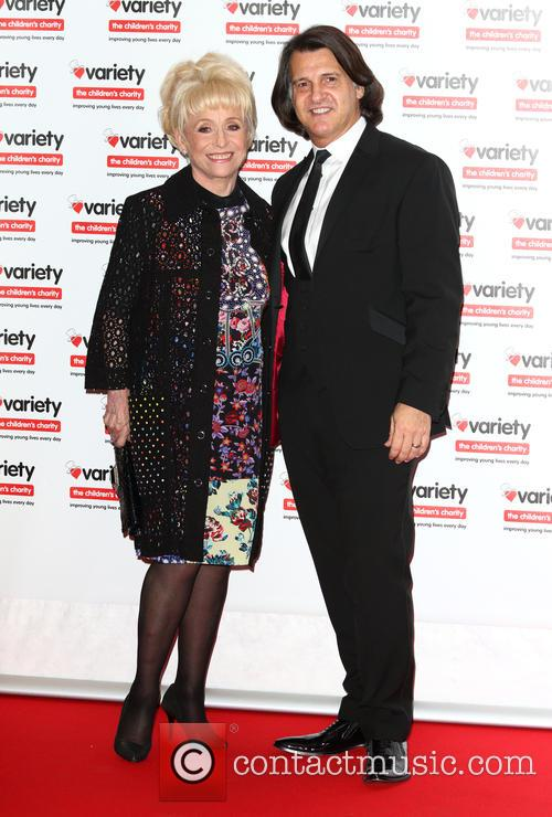 Dame Barbara Windsor and Scott Mitchell