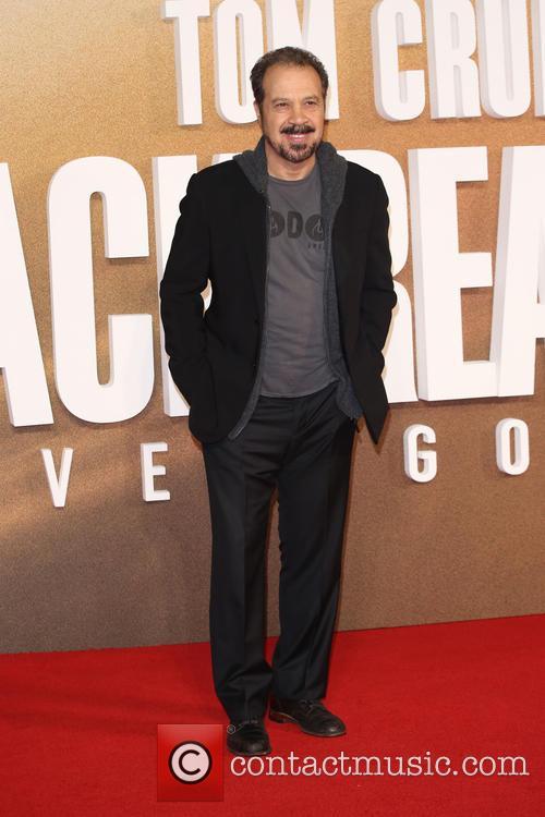Jack Reacher Never Let Go UK Premiere