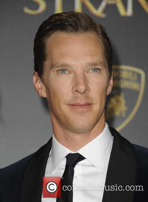 It's Official: Benedict Cumberbatch Takes Doctor Strange To 'Thor: Ragnarok'