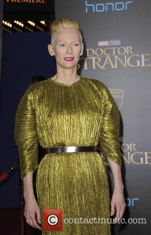 Tilda Swinton Criticises 'Harry Potter' Films For