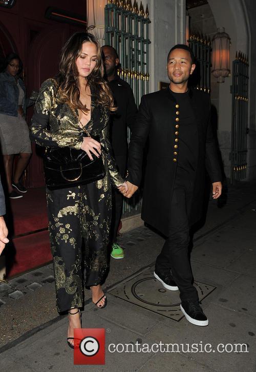 John Legend and Chrissy Teigen 2