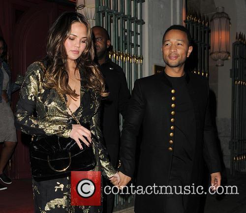 John Legend and Chrissy Teigen 3