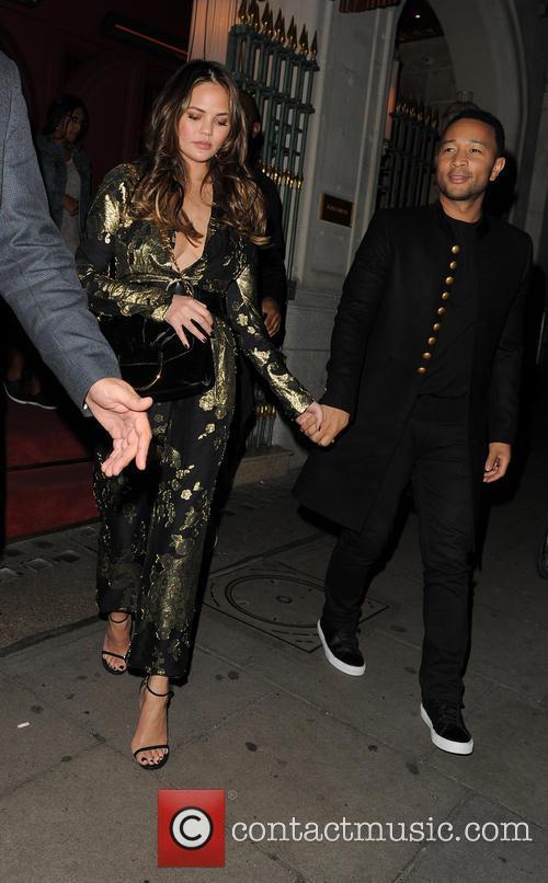 John Legend and Chrissy Teigen 4