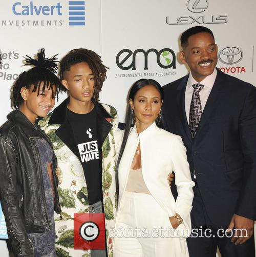 Willow Smith, Jaden Smith, Jada Pinkett Smith, Will Smith