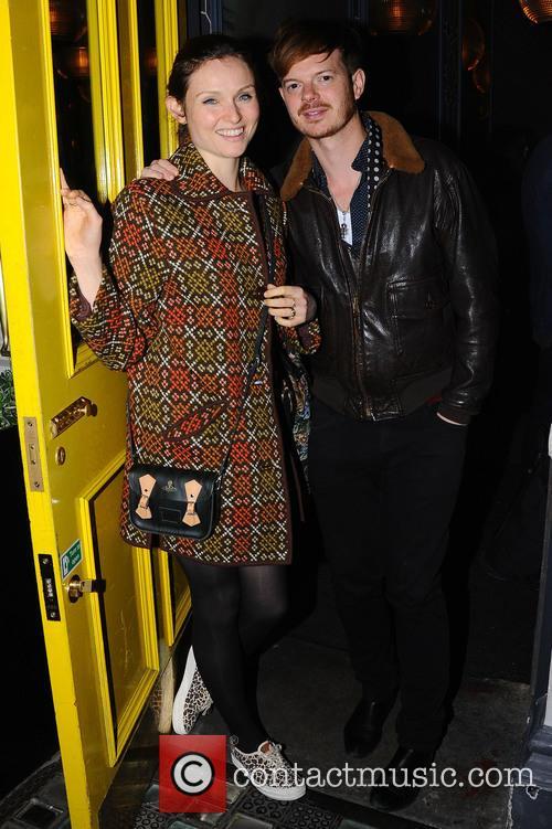 Sophie Ellis Bextor and Nick Jones 2
