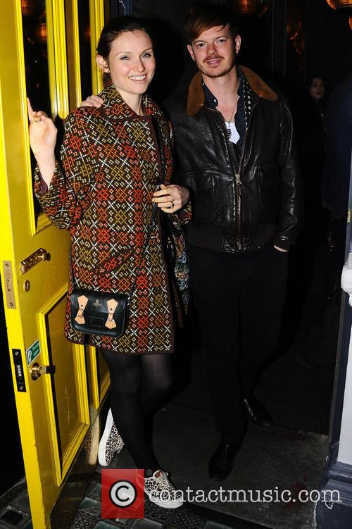 Sophie Ellis Bextor and Nick Jones
