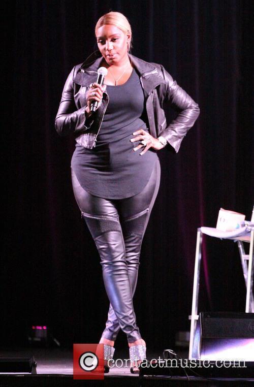 Nene Leakes speaks at the Philadelphia ULTIMATE WOMEN'S...