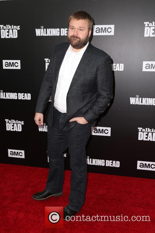 Robert Kirkman is the man responsible for creating 'The Walking Dead'