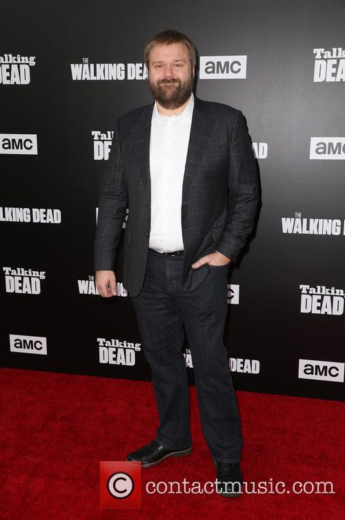 Robert Kirkman has seen huge success with his 'Walking Dead' franchise