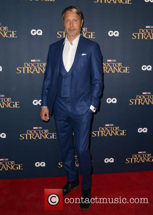 'Doctor Strange' film Launch held at Westminster Abbey