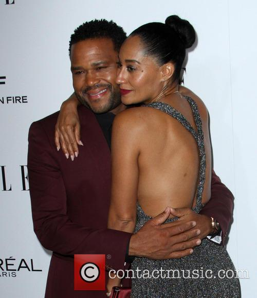 Anthony Anderson and Tracee Ellis Ross 2