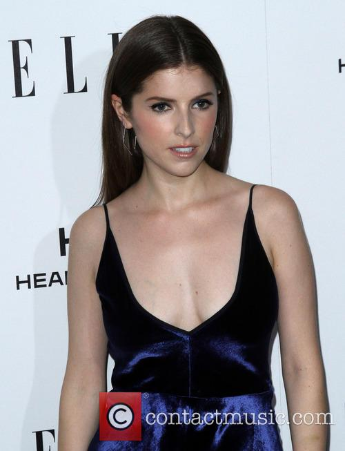Anna Kendrick To Play A Female Santa Claus?