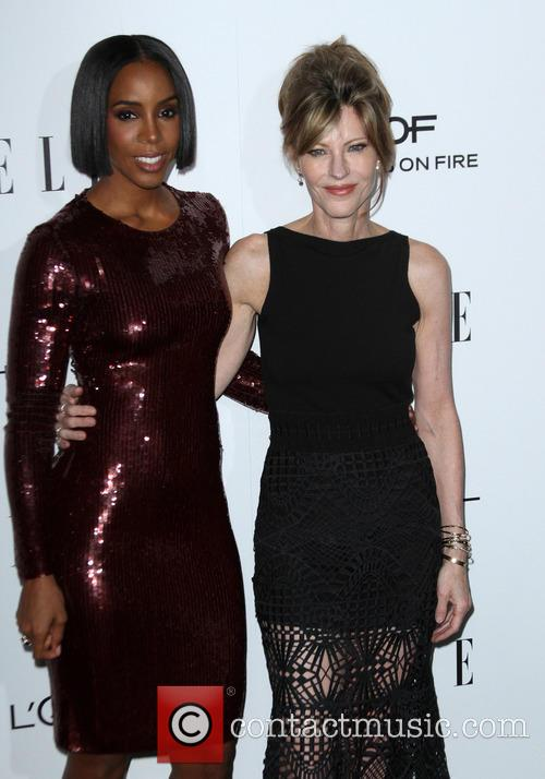 Kelly Rowland and Michelle Williams 8