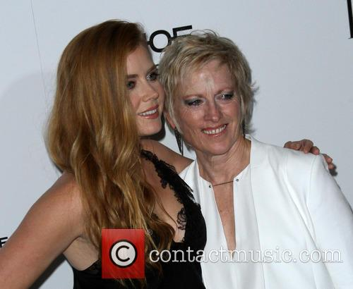 Amy Adams and Mother Kathryn Adams 5