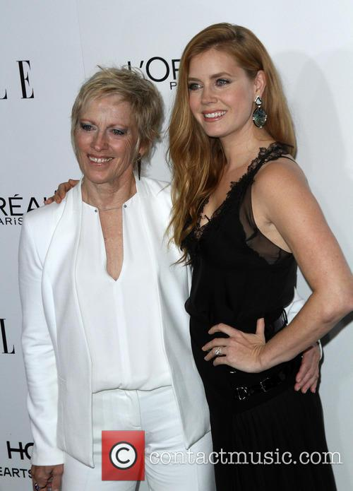 Amy Adams and Mother Kathryn Adams 7