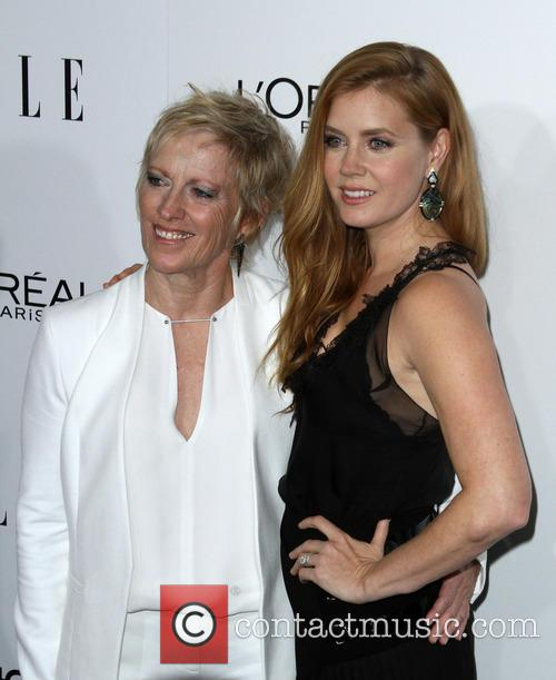 Amy Adams and Mother Kathryn Adams 8