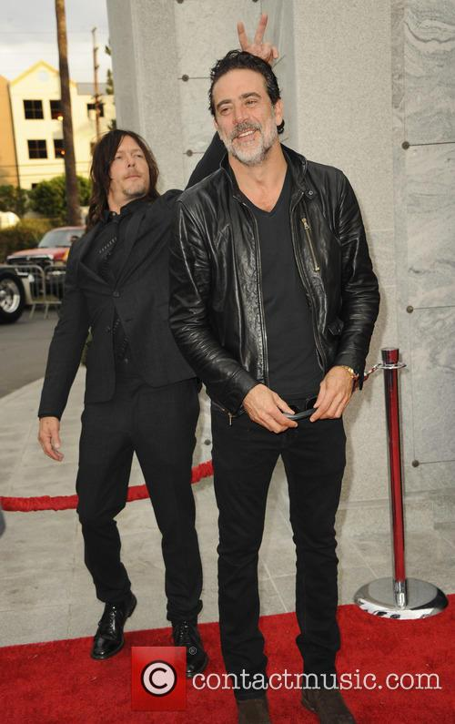 Jeffrey Dean Morgan and Norman Reedus 1