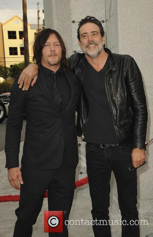 Jeffrey Dean Morgan and Norman Reedus 4