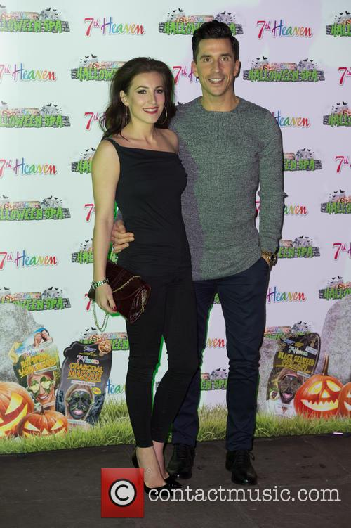 Russell Kane and Lindsey Cole 1