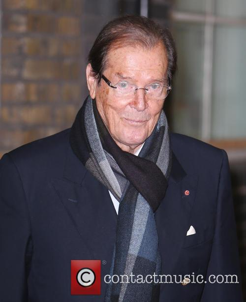 Former James Bond actor Roger Moore dies aged 89 - family