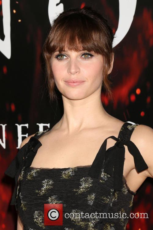 Felicity Jones Speaks Out On Gender Pay Gap In Hollywood