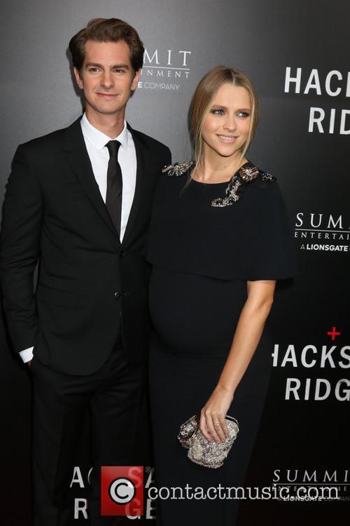 Andrew Garfield and Teresa Palmer 8