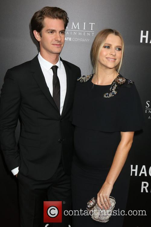Andrew Garfield and Teresa Palmer