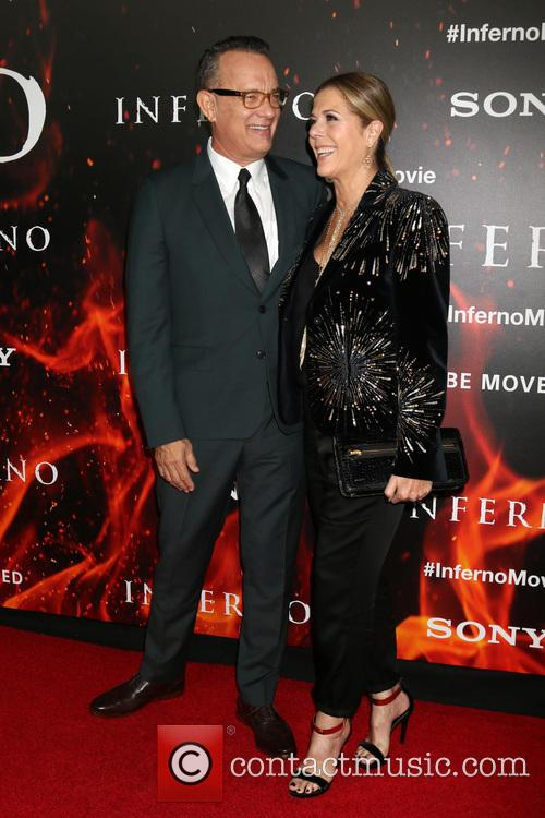 Tom Hanks and Rita Wilson 3