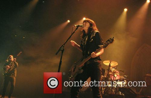 Band Of Skulls, Russell Marsden and Emma Richardson 6