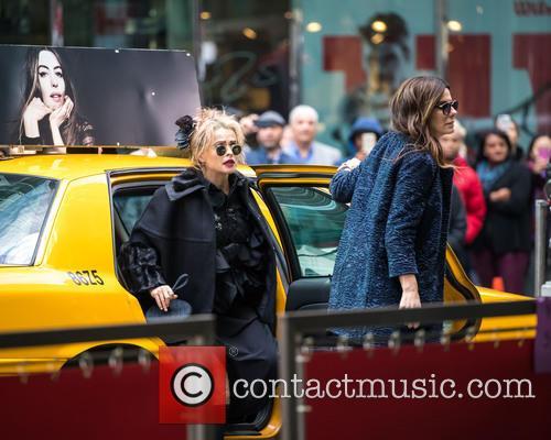 Helena Bonham Carter and Sandra Bullock 9