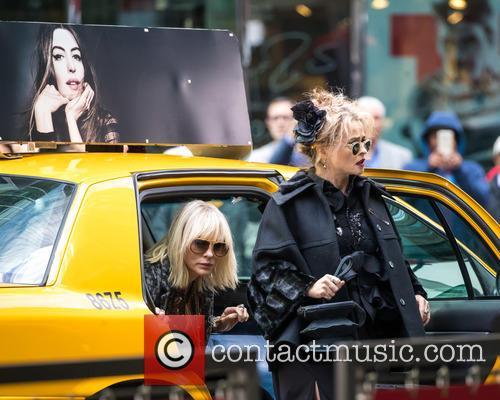 Cate Blanchett and Helena Bonham Carter 5